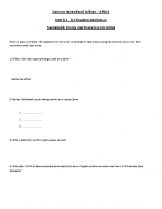 Worksheet_Unit8.1-8.5_Sustainable Energy and Resources on Farms